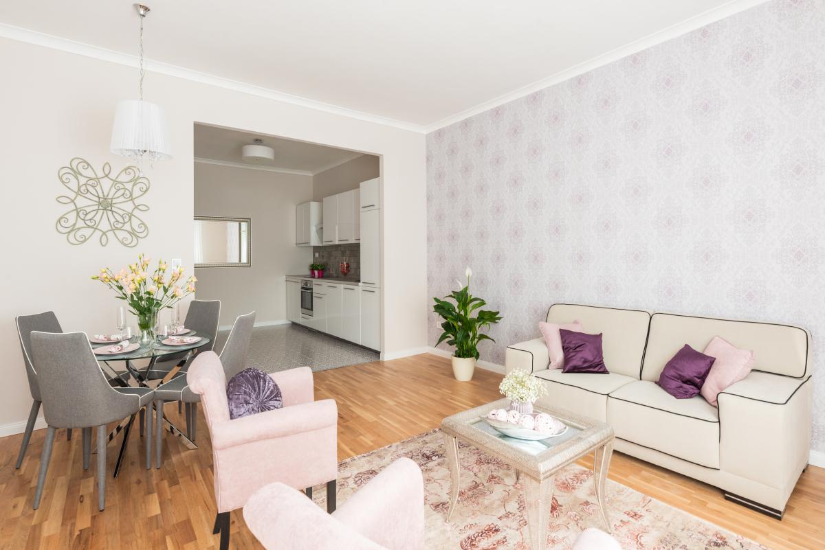 polgári lakás Budapest home staging után