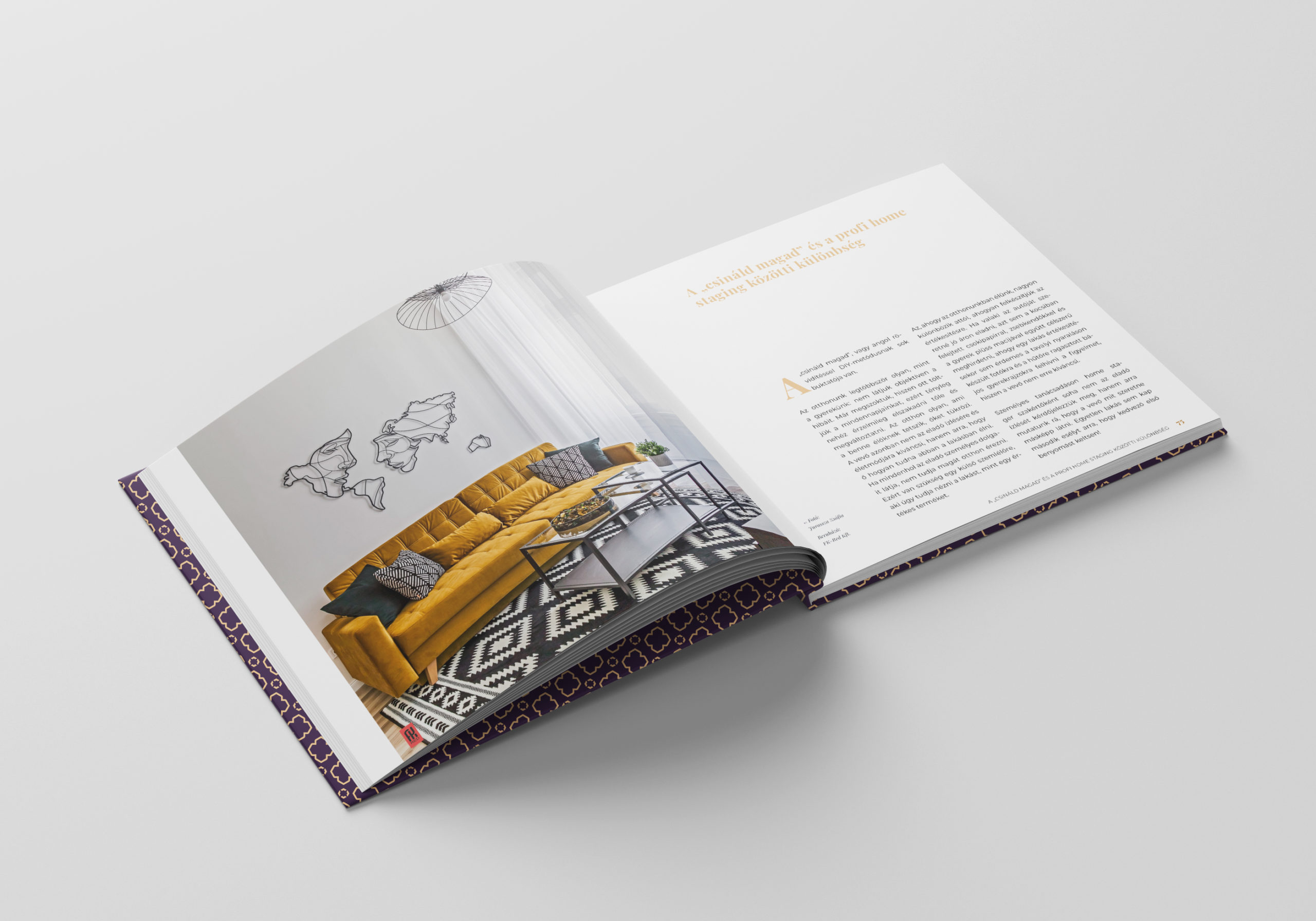 home staging mesterfokon könyv nyitva